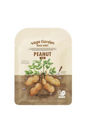 Skinfood Kağıt Maske - Vege Garden Peanut Mask Sheet 20 ml 8809511279309