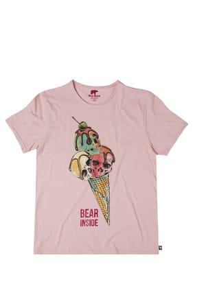 Bad Bear SKULL CREAM ROSE