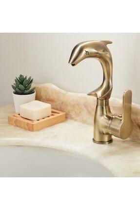 Prima Banyo Lavabo Batarya Yunus Model Antık
