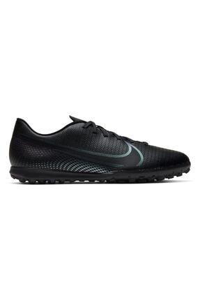 Nike Vapor 13 Club Erkek Siyah Halı Saha Futbol Ayakkabısı At7999-010
