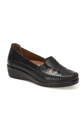 Polaris 5 Nokta 103235.z1fx Siyah Kadın Klasik Ayakkabı