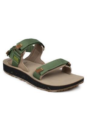 Jack Wolfskin Erkek Sandalet Outfresh Deluxe Sandal M Yeşil  4039431 M