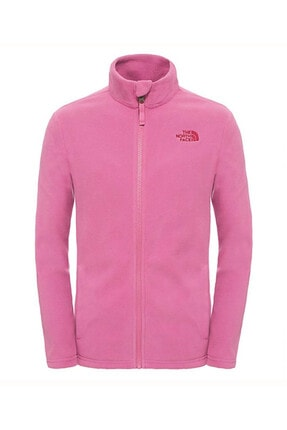 THE NORTH FACE Y Snow Quest Pembe Çocuk Polar