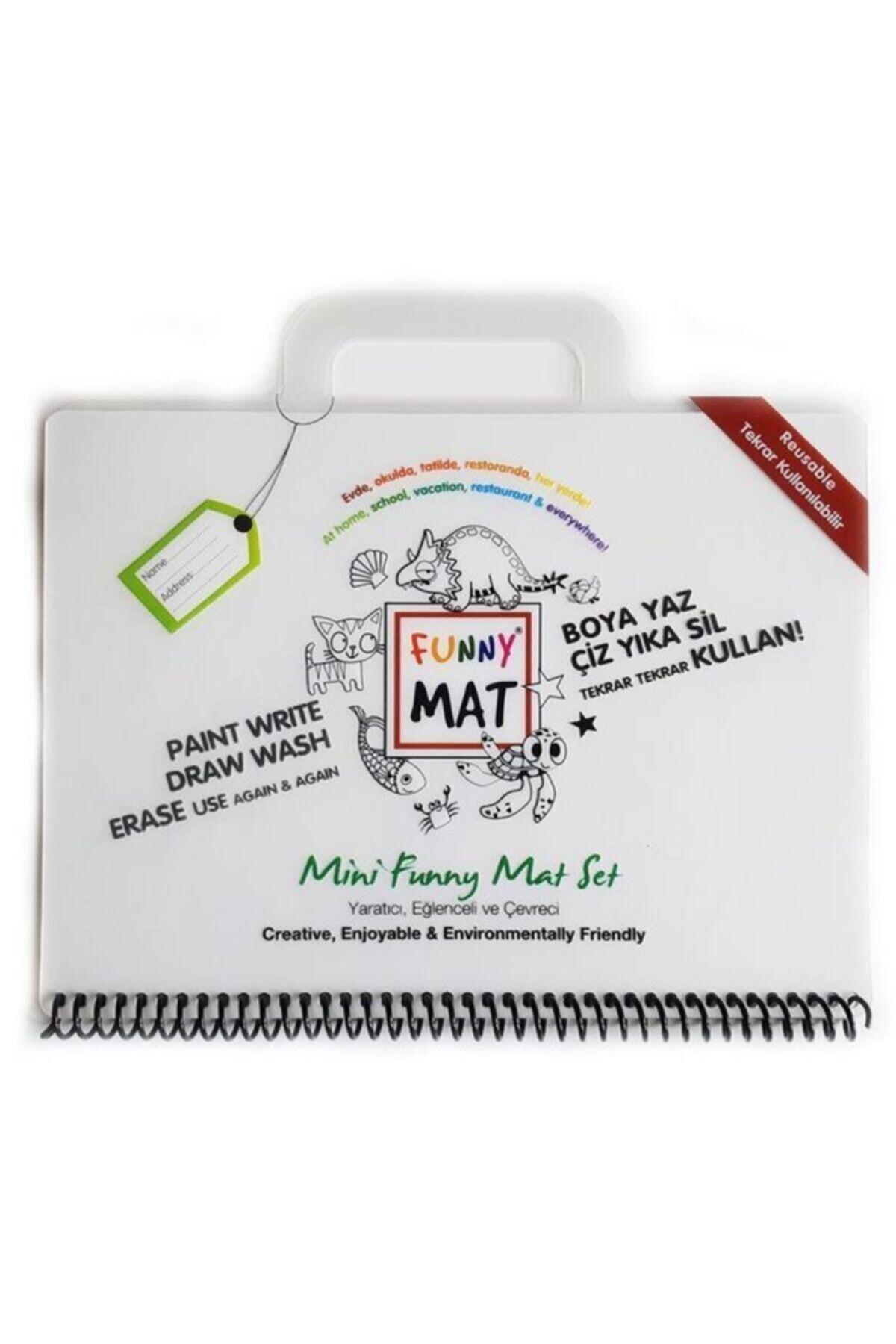 Akademi Çocuk - Funny Mat Akademi Çocuk 1146 Funny Mat Mini Set 1