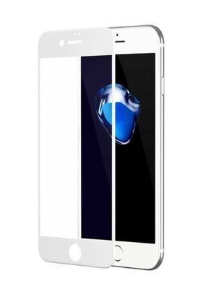 Sunix Apple Iphone 7 -8 6d Tam Kaplayan Nano Ekran Koruyucu Beyaz