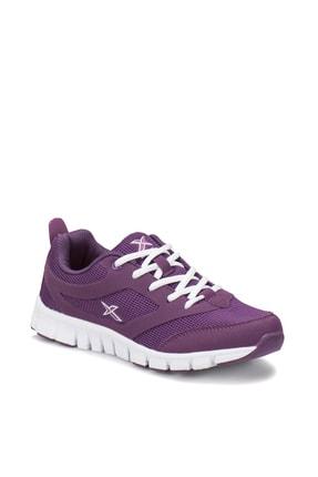 Kinetix ALMERA W Mor Beyaz Kadın Fitness Ayakkabısı 100232782