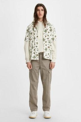 Levi's Erkek Taper Yeşil Kargo Pantolon 39440-0002