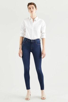 Levi's Kadın  Yüksek Bel Süper Skinny Kadın Jean Pantolon-echo Bruised 720