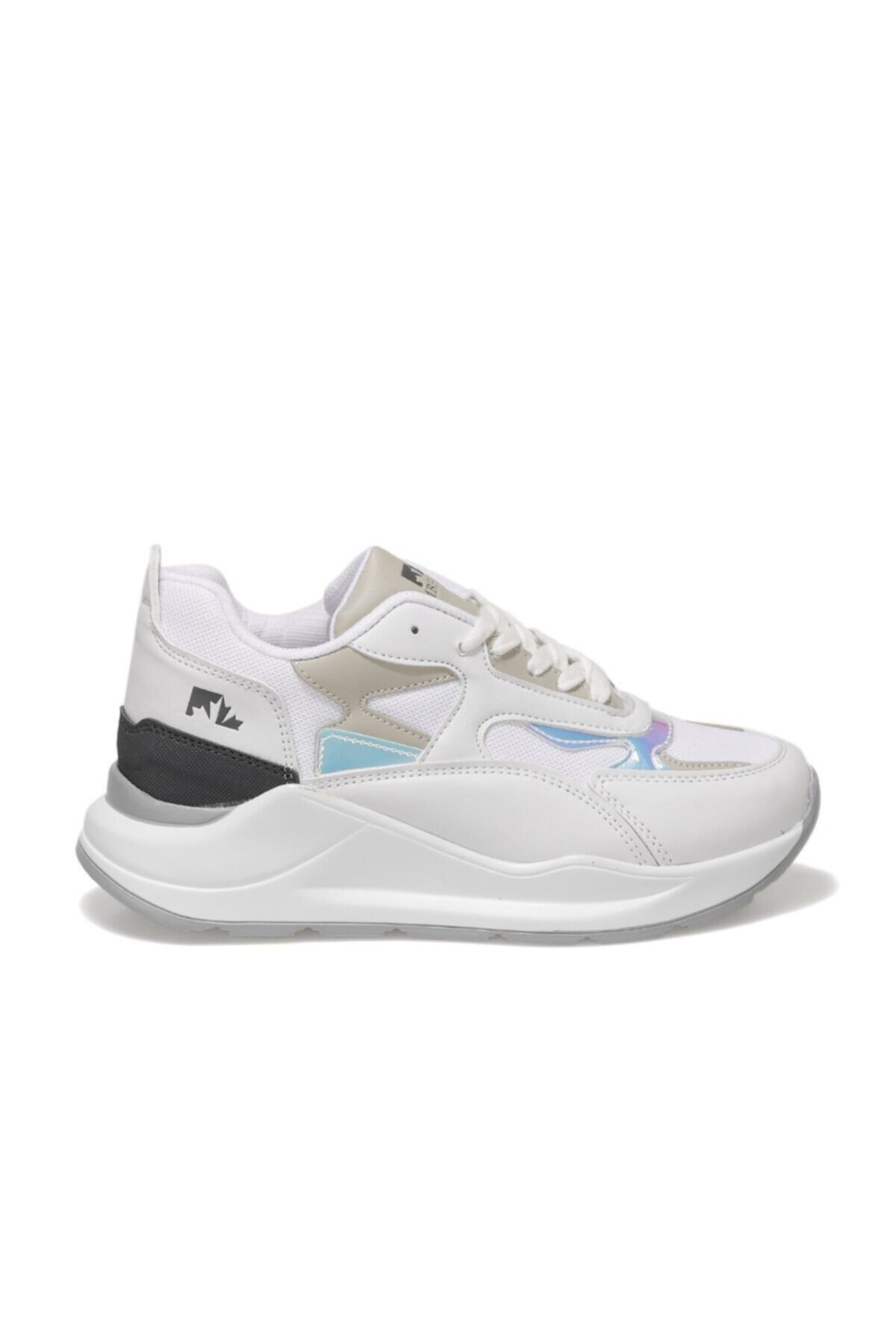 lumberjack NATALIE 1FX Beyaz Kadın Fashion Sneaker 100919011 2