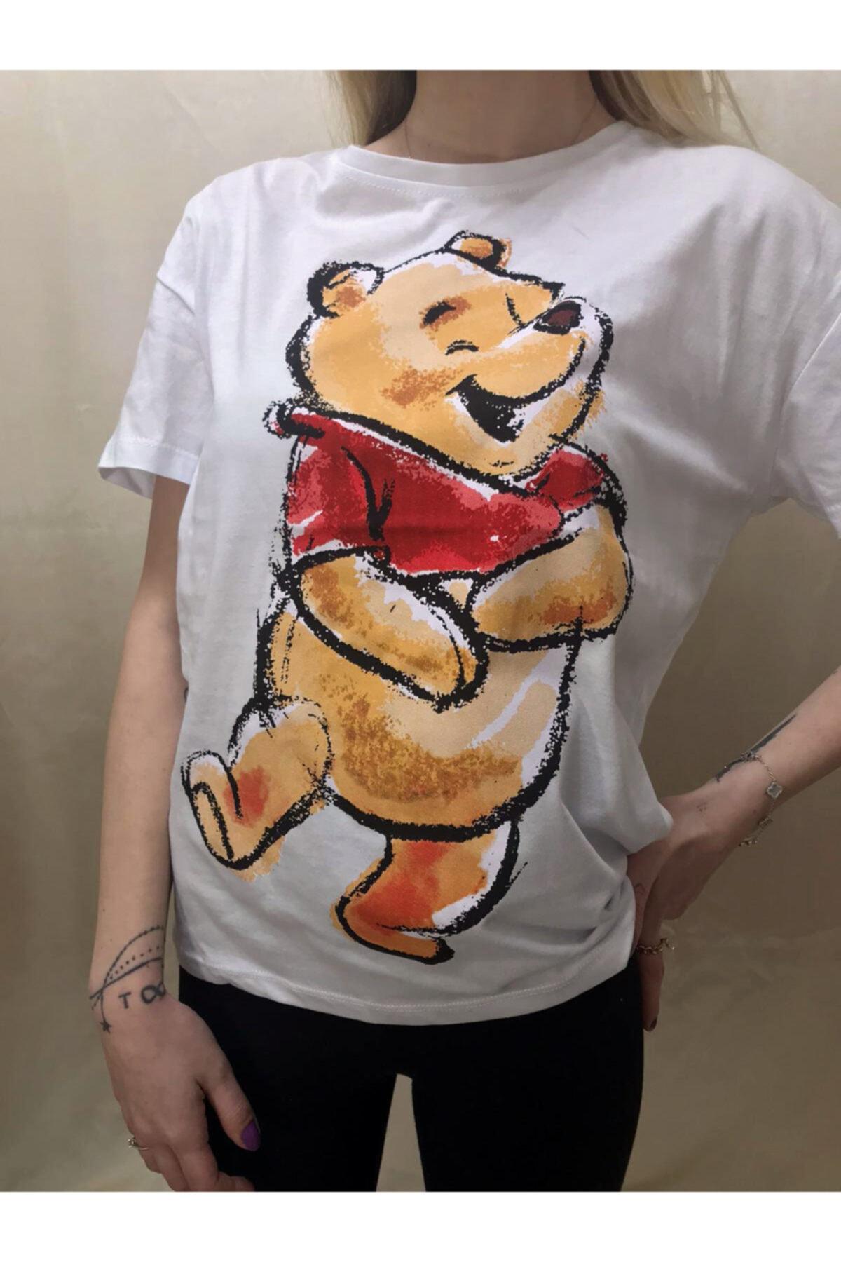 Meloss Baskılı Oversize T-shirt 2