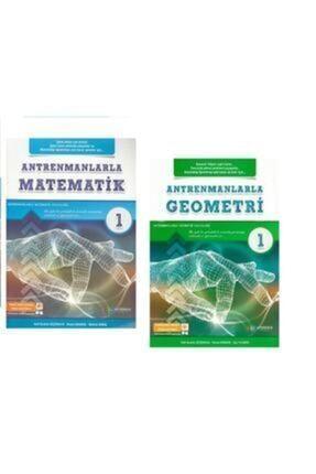 Antrenman Yayınları Antrenmanlarla Matematik-1 Ve Geometri-1 Seti