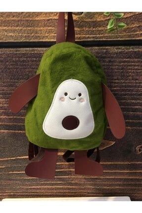 JojoMama Unisex Çanta Yeşil Avakado Çanta