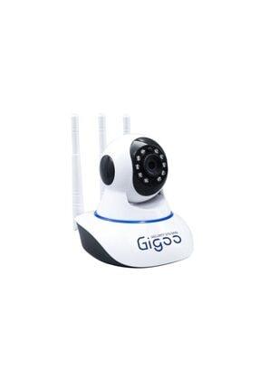 OEM Gigo Hd 360° 3 Antenli Haraket Sensörlü Bebek Ip Güvenlik Kamerası
