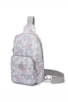 SMART BAGS Kadın  Flower Body Çanta Smbyb1236-0142