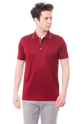 Karaca Erkek Regular Fit Süprem T Shirt   Bordo