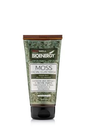 New Well Killi Yüz Maskesi - Bioenergy Moss Facial Clay Mask Yosun Özlü 8680923319667