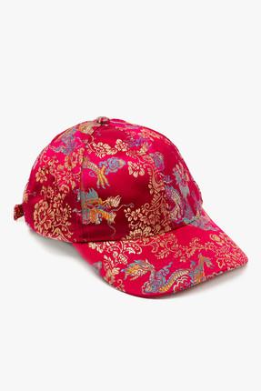 Koton Kadın Bordo Şapka 8KAK45110AA