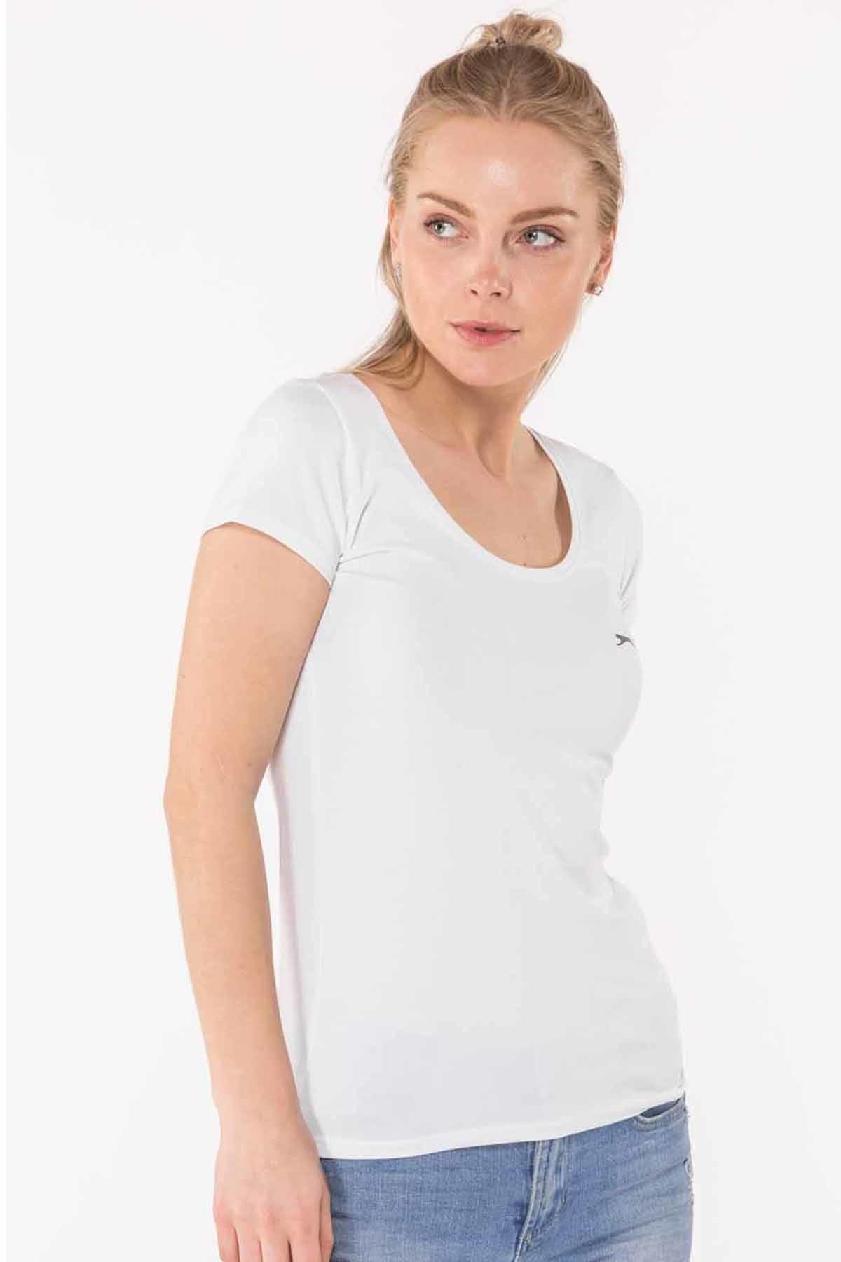 Slazenger Kadın T-shirt - Yonca - ST19TK032 2