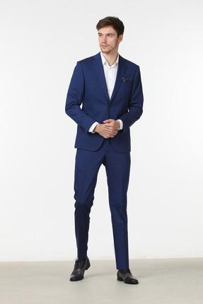 Kip Düz Dokuma Takım Elbise - KP10111886