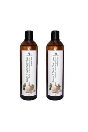 Hunca Care Defne Ve Sarımsaklı Şampuan 700 ml 2 Li Set