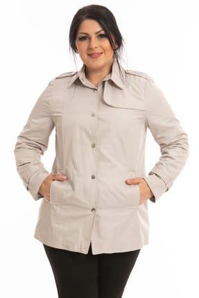 Hanezza Ceket Tarzı Trençkot