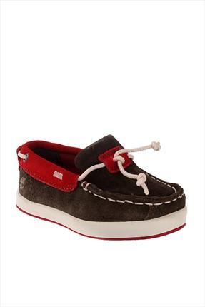 Timberland Hakiki Deri Kahverengi Çocuk Ayakkabı 1Tık2015532