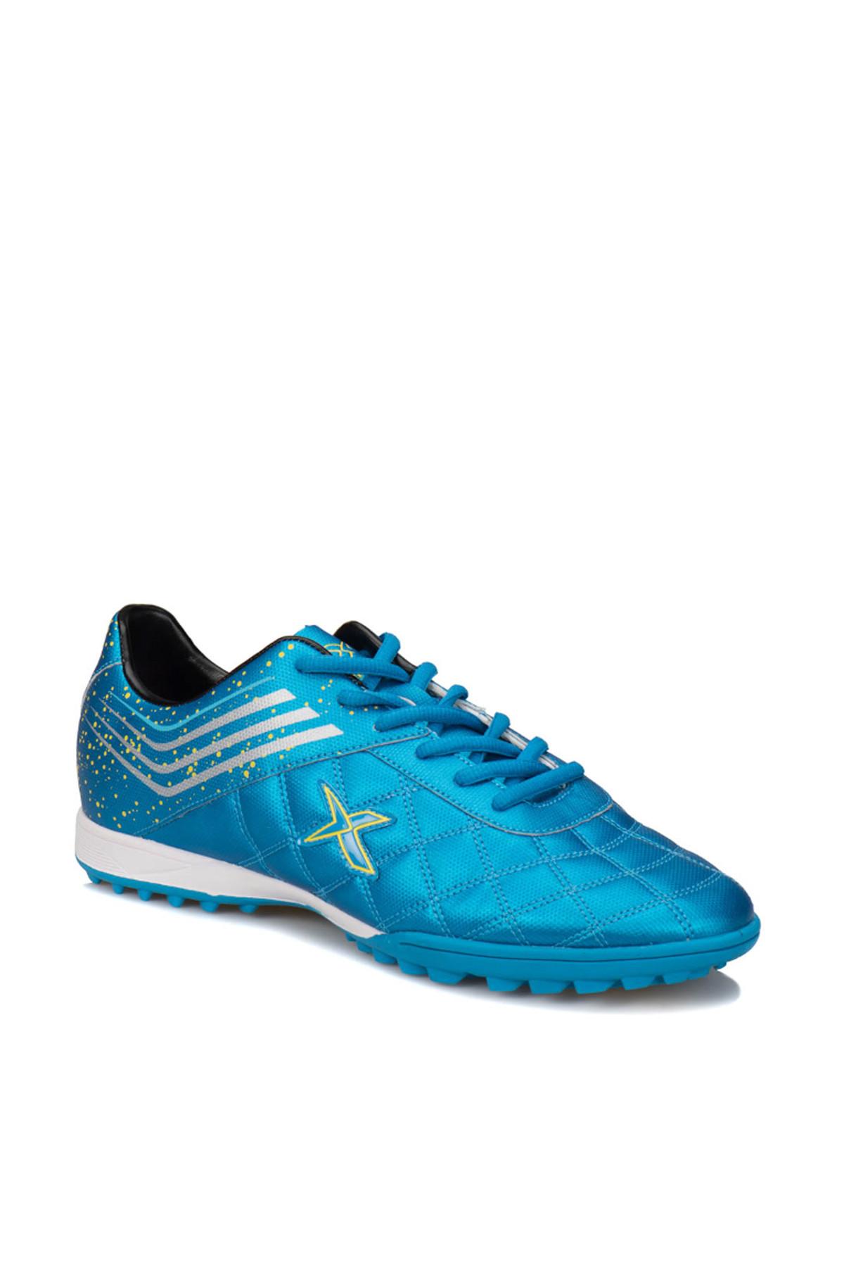 Kinetix KAPITON TURF Yeşil Sarı Erkek Halı Saha Ayakkabısı 100253485 1