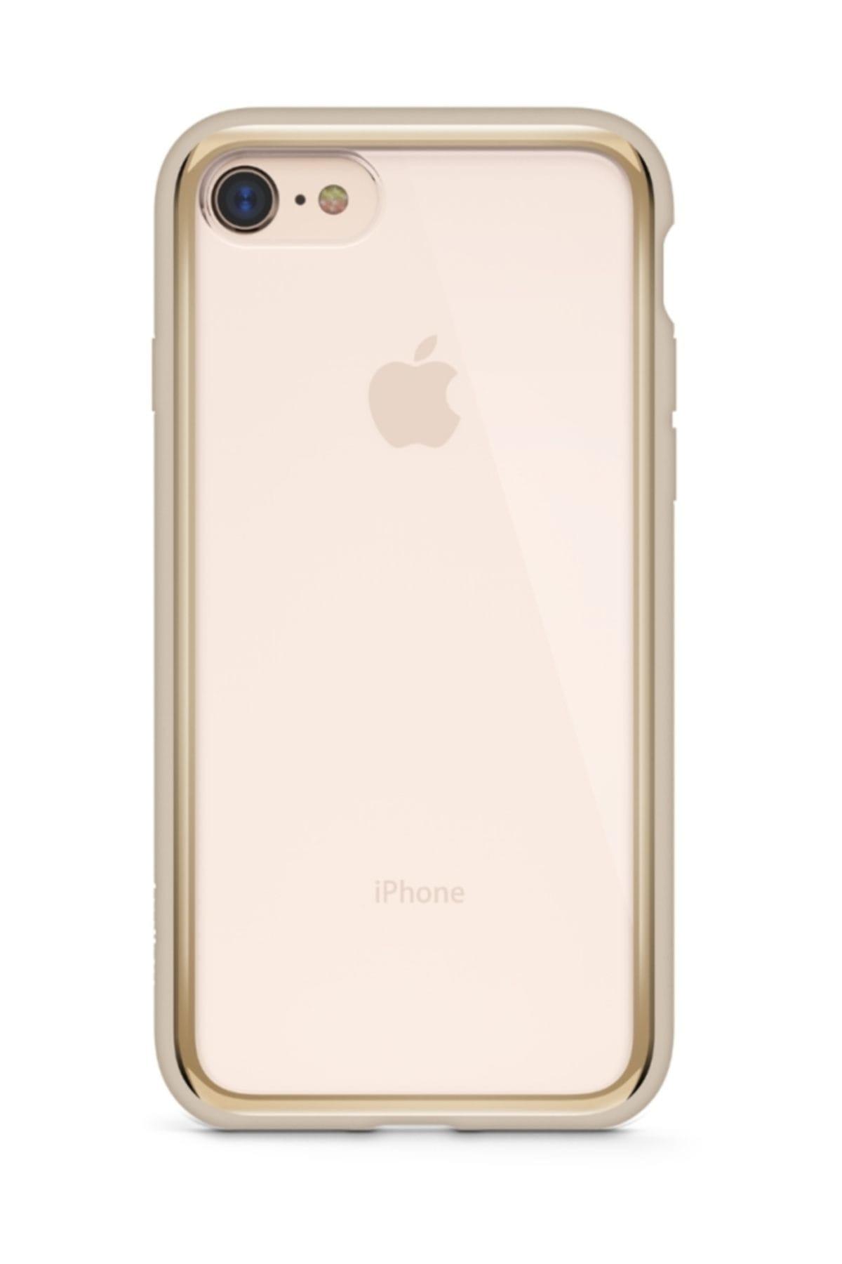 Belkin F8W849BTC01 SheerForce iPhone 7/8 Kılıf Altın 1