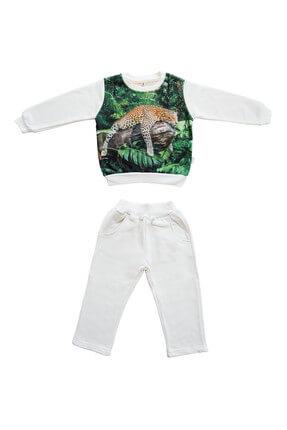 Petitsomething Jaguar Pijama Takımı