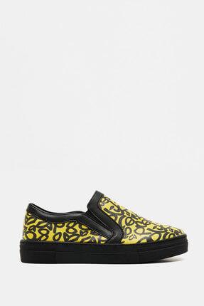 Koton Kadın Sarı Ayakkabı 8KAL21005AA