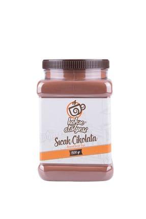 Kahve Atölyesi İkram Dünyası Sıcak Çikolata Karamel 1500 Gr
