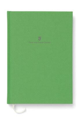 Graf Von Faber Castell A5 Defter Yılan Yeşili