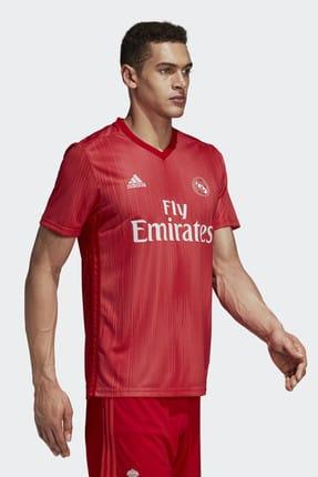 adidas Erkek Real Madrid Kırmızı Forma DP5445