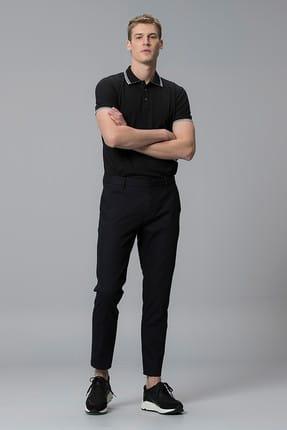 Lufian Egina Klasik Polo Siyah 111040025100100