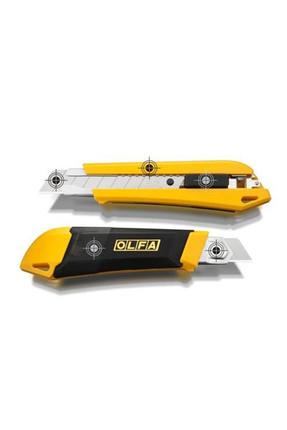 Olfa DL-1 Bıçak Kırma Mekanizmalı Geniş Maket Bıçağı 5592546