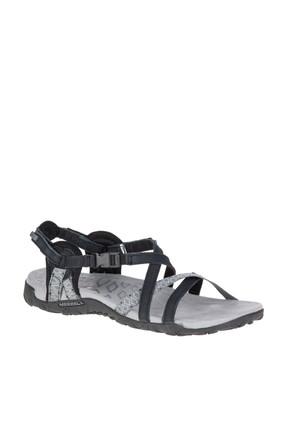 Merrell TERRAN LATTICE II Siyah Kadın Sandalet 100290829