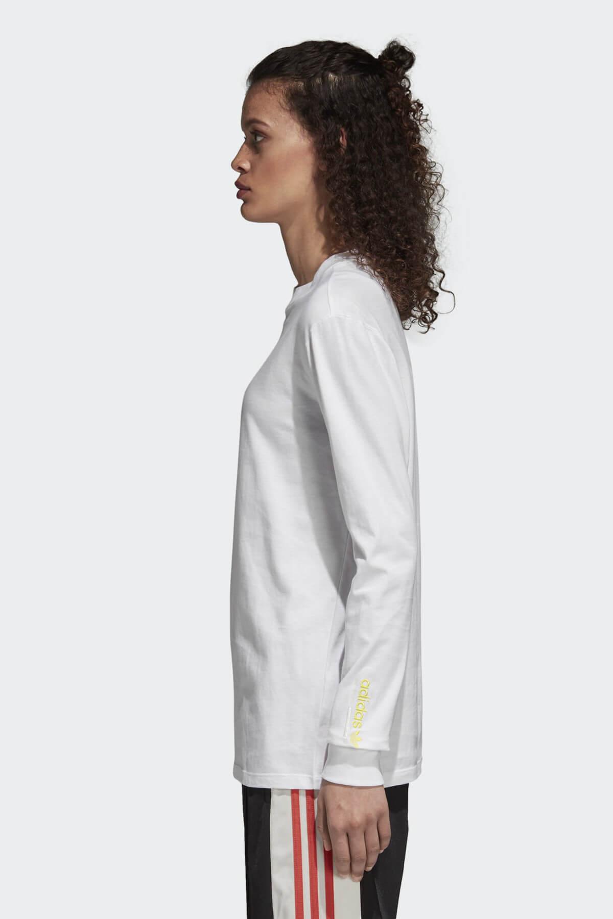 adidas Kadın T-Shirt - T-Shirt Ls  - DN5573 2