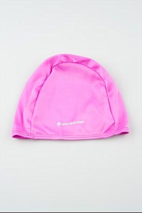 DUNLOP Çocuk Yüzücüler İçin Pembe Renkli Likra Dunlop Bone