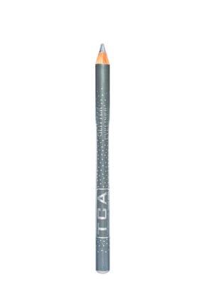 TCA Studio Make Up Simli Gri Göz Kalemi - Glitter Eyeliner Gray 8697581984069