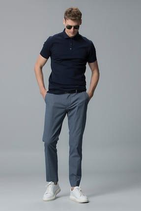 Lufian Erkek Muses Klasik Polo Lacivert 111040020100200