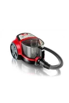 Arnica Pika Et14401 Toz Torbasız Elekrikli Süpürge Kırmızı