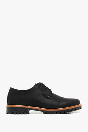 Koton Erkek Siyah Sneaker 9KAM22021AA