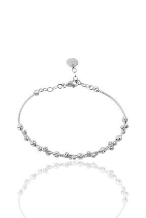 Söğütlü Silver Kadın Gümüş Dorica Toplu Bilezik SGTL9575