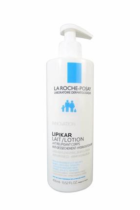 La Roche Posay Kuru Ciltler için Lipid Yenilemeye Yardımcı Vücut Sütü - Lipikar Lait 400 ml