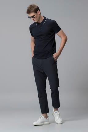 Lufian Egina Klasik Polo Lacivert 111040025100200
