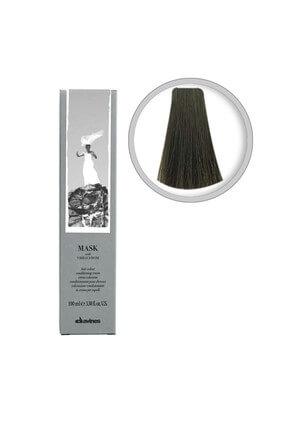 Davines Mask Vibrachrom 1.0 Saç Boyası Siyah 8004608251026 (Oksidansız)