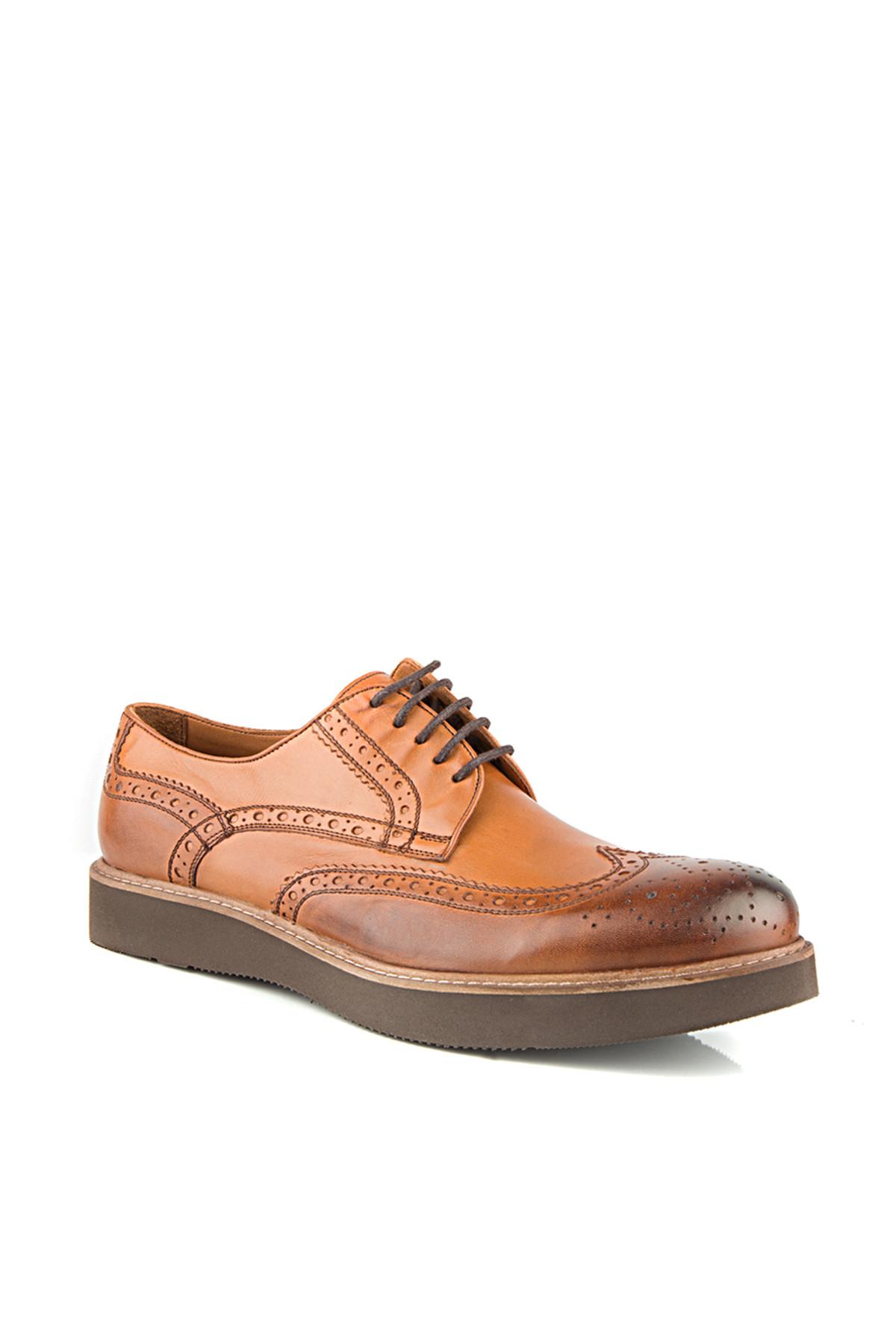 Twn Erkek Deri Taba Klasik Ayakkabı - 0Ef091382754-J01 1