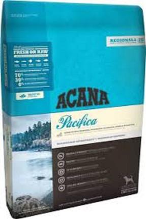 Acana Pacifica Dog - Balıklı Tahılsız Köpek Maması 2 Kg