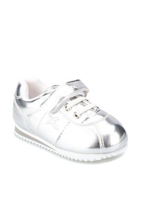 Kinetix KINTO S Gümüş Kız Çocuk Sneaker 100299589