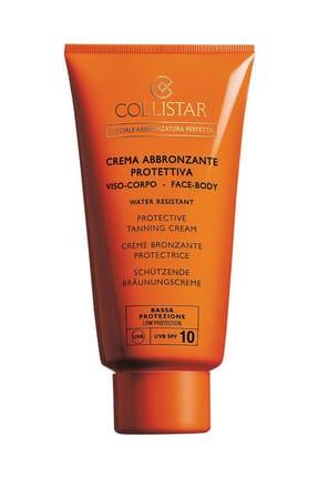 Collistar Bronzlaştırıcı Krem Spf 10 - Protective Tanning Cream Spf 10 150 ml 8015150260251